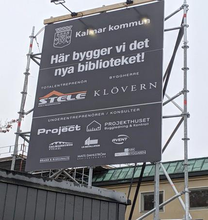 Nyhet Stadsbiblioteket